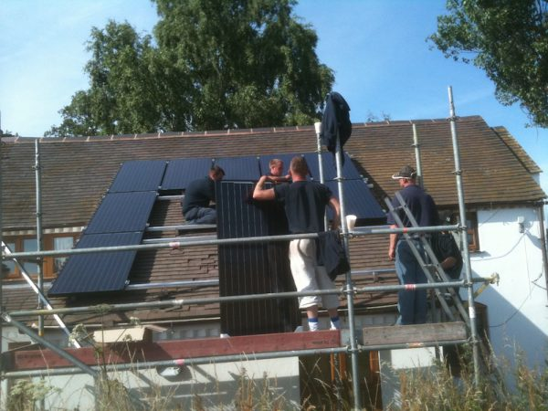 Solar Power Installations 8