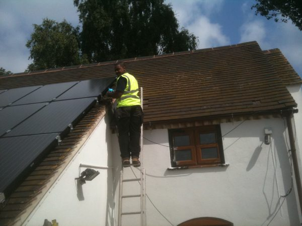Solar Power Installations 7