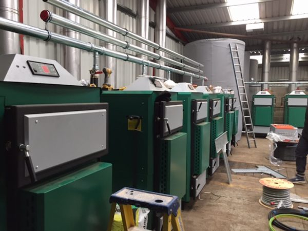 Biomass Installation 4