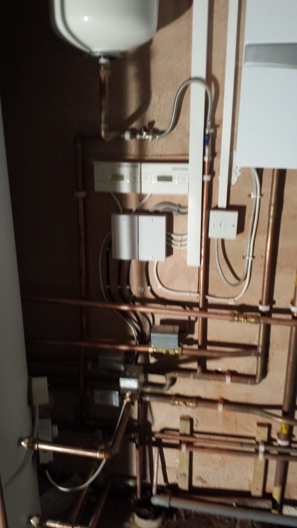 Domestic Central Heating 4