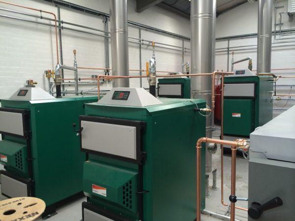 Biomass Installation 10